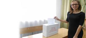 Единый день выборов в органы УС