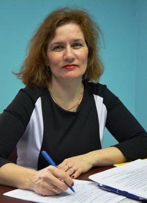 Трубникова Светлана Николаевна руководитель проекта