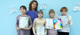 Лауреаты Всероссийских конкурсов