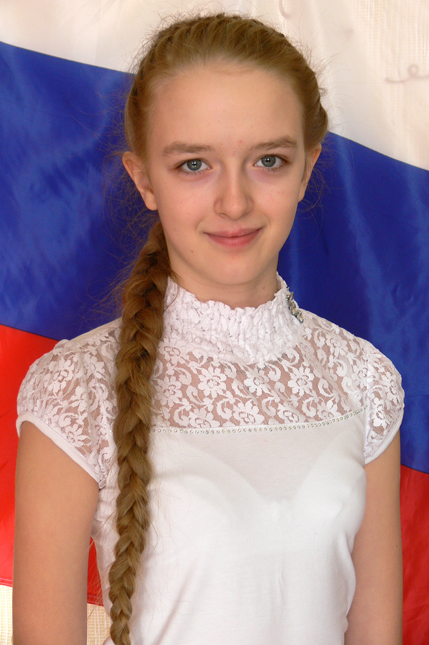 Елена Черевкова